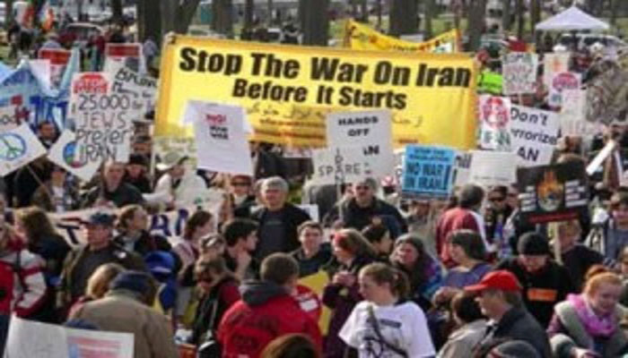 NIAC, CASMII, AIC and other pro-Iranian regime organizations have built close relations with radical leftist and anti-war groups and use them to promote their political agenda.