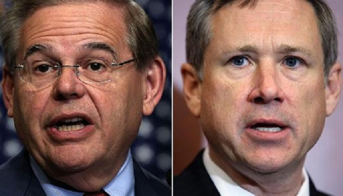 Senators Menendez and Kirk
