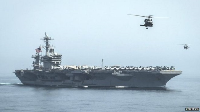 US carrier (1)