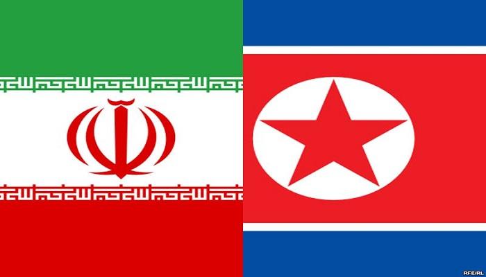 Iran North Korea