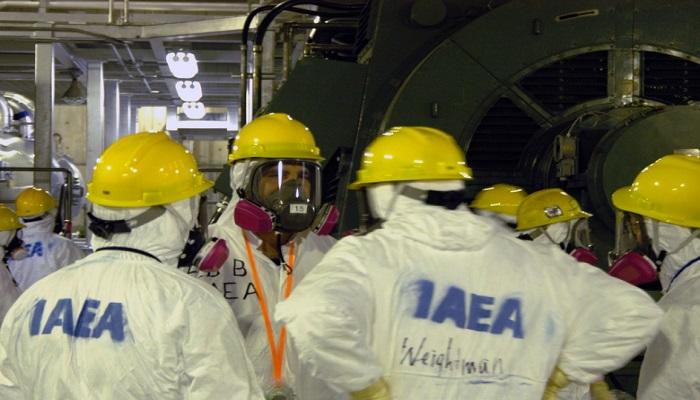 IAEA Inspectors