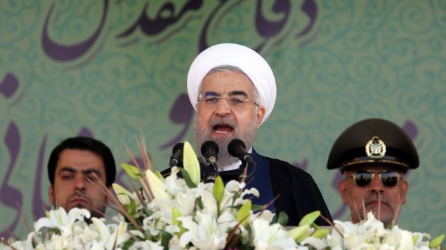 Iran Regime Begins Spinning in Advance of UN Speech