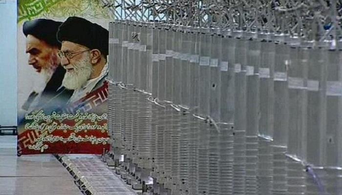 Iran Regime Breaks Nuclear Agreement Already