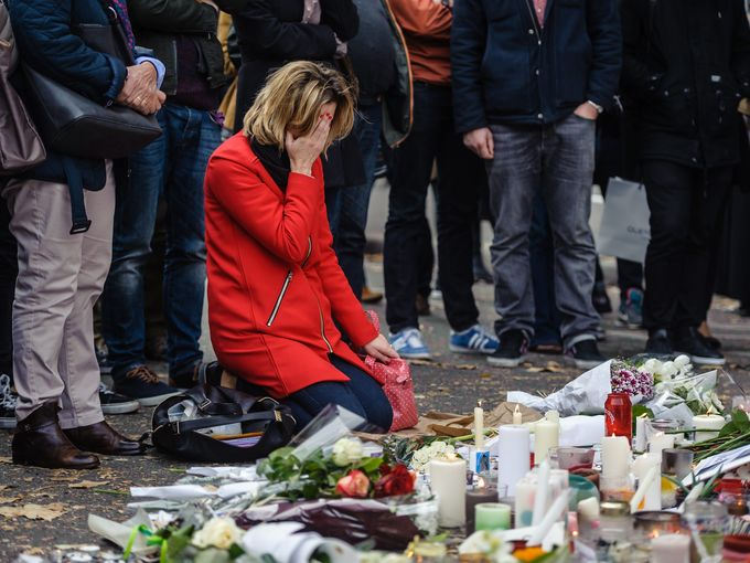 Iran Regime Crackdowns Continues as Paris Weeps