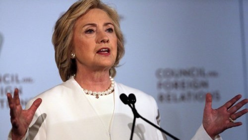 Iran Lobby Weighs in On Hillary Clinton as Nuclear Agreement Draws Scrutiny