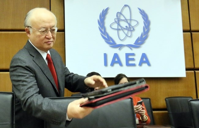 Iran Lobby Glosses Over IAEA Report on Iran Nuclear Work