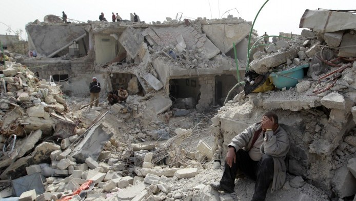 Looking Back at 2015: Iran Regime Chaos in Syria
