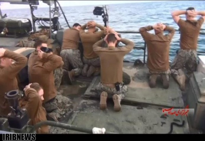 What the Detention of 10 US Navy Sailors Tells Us About Iran Regime