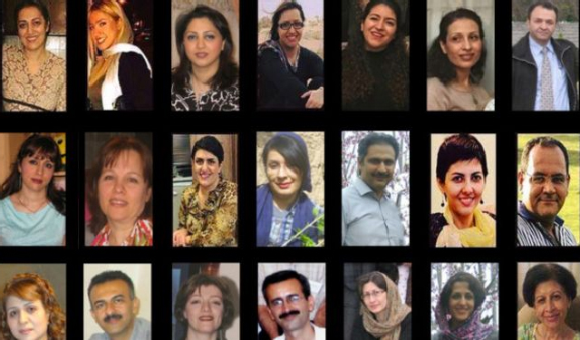 Iranian Regime Presses Harder Human Rights Crackdowns