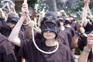 Iranian Regime Executions of Juveniles Does Not Stop