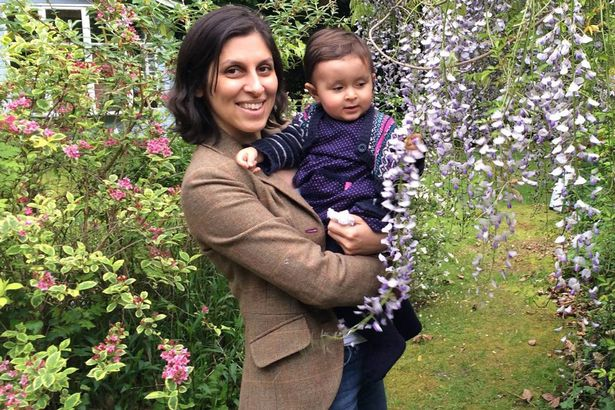Iran Accuses British Mother of Trying to Overthrow Regime