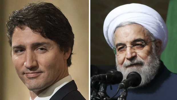 Iran Regime Sets Sights on Canada and Cash