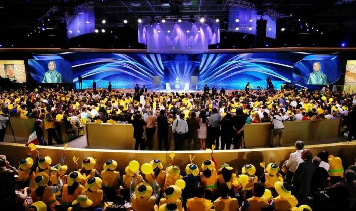 #FreeIran Gathering is Biggest Human Rights Event of 2016