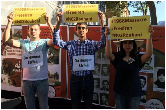 Protests and Demonstrations Mount Against the Iranian Regime