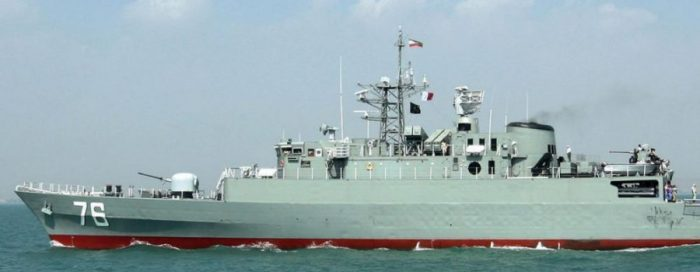 Iran Regime Escalating Tensions With US Navy