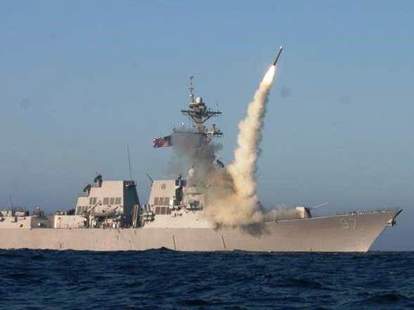 Starting With US Navy Versus Iran Missiles