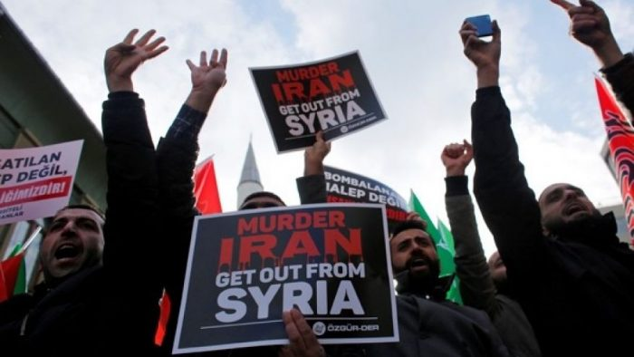 Evidence Mounts of Iran Leadership in Aleppo Atrocities