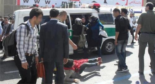 Iran Regime Does Away With Moderate Façade