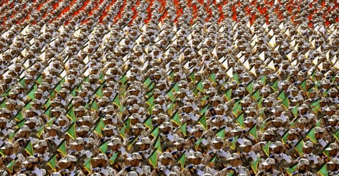 Possible Designation of IRGC as Terror Organization Huge Step Forward