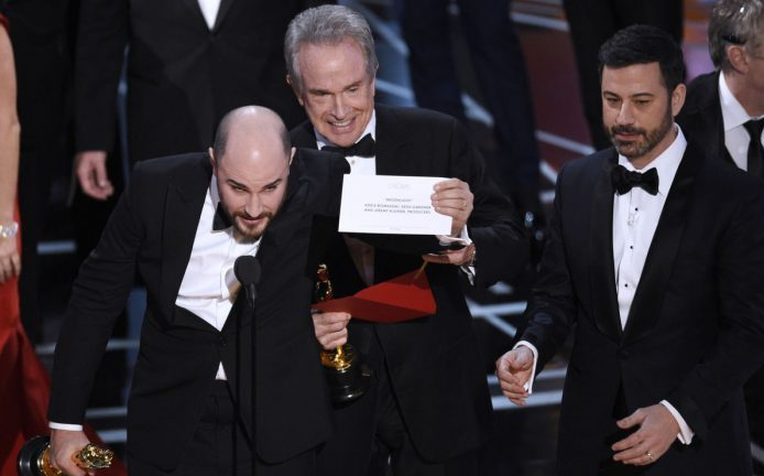 Academy Awards Shocker Came From Iran Regime Comments Not Best Picture Gaffe