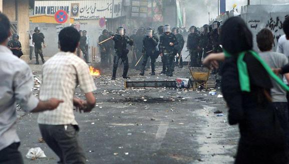 Khamenei Promises More Crackdowns on Election Protests