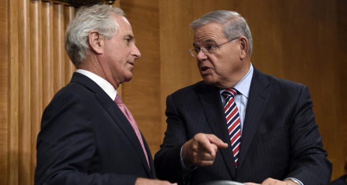 Bipartisan Senators Move New Iran Sanctions Bill Forward