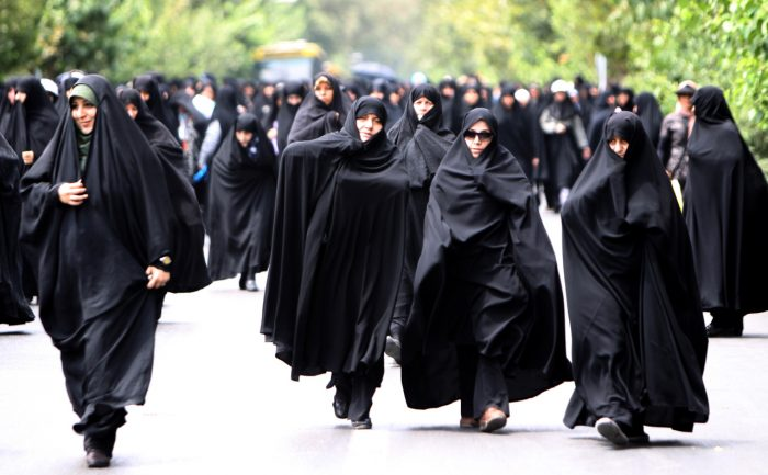 In Iran the Plight of Women Contradicts International Women's Day