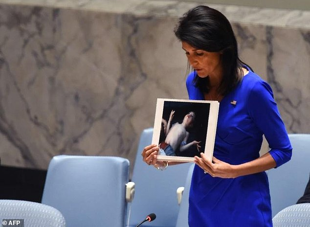 Iran Regime Stands by Assad in Chemical Attack