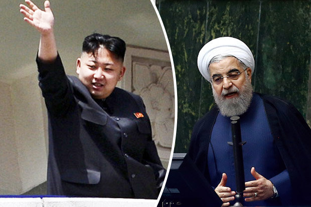 Iran Regime Ties With North Korea Requires a Marriage License