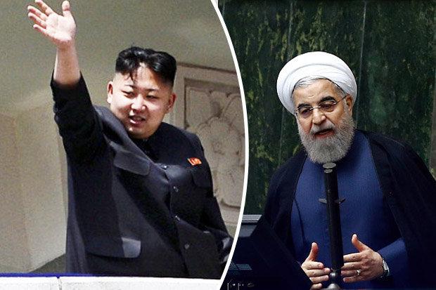 Iran Regime Ties With North Korea Requires a Marriage License