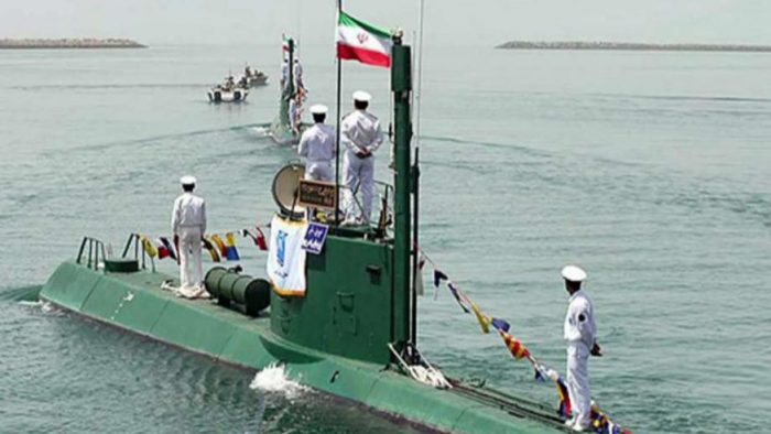 Iran Military Buildup Continues Obscured by Election