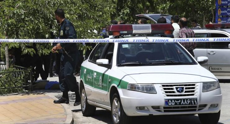 Iran Regime Tries to Blame ISIS Attacks on Opposition