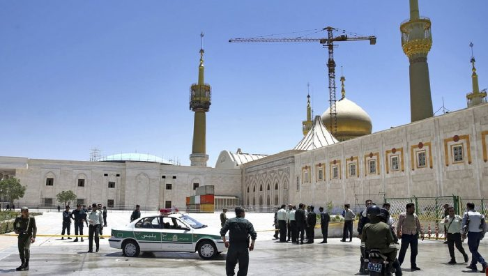 Iran Lobby Tries to Take Advantage of ISIS Attack to Reset Debate
