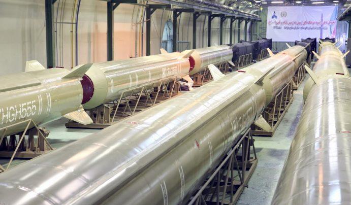 Iran Regime Begins Threatening with Ballistic Missiles