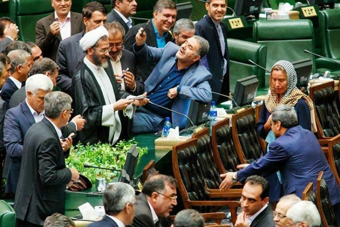 Hassan Rouhani Starts Second Term with False Threats