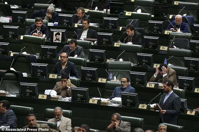Iran Regime Adds Funds for Missile and Terrorism Programs