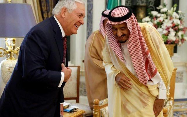 Tillerson Visit Carries Deeper Meaning for Iran Meddling