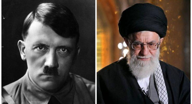 Reasons for Comparing Iran Top Mullah to Hitler