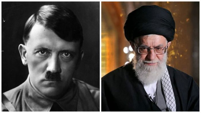Reasons for Comparing Iran Top Mullah to Hitler