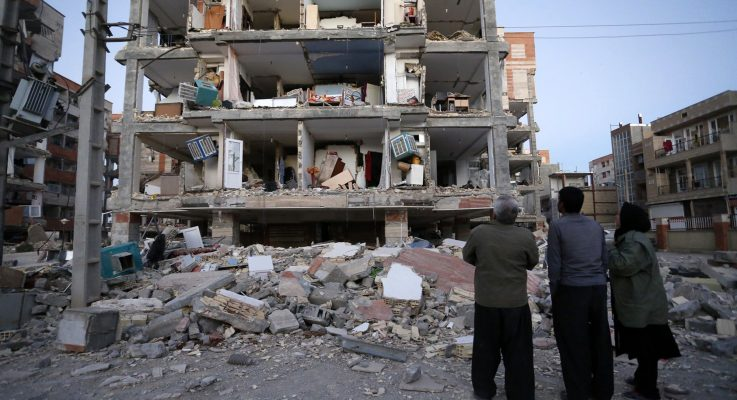 Why the Iran Earthquake Illustrates Shortcomings of Regime