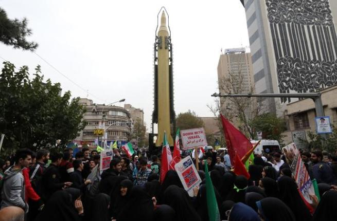 The Importance of the Hate Machine to Iran