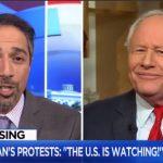 Iran Lobby Pushing More False Narratives Against Protests