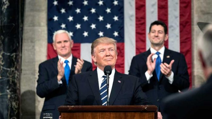 Trita Parsi Bashes Trump State of the Union on Iran Threat