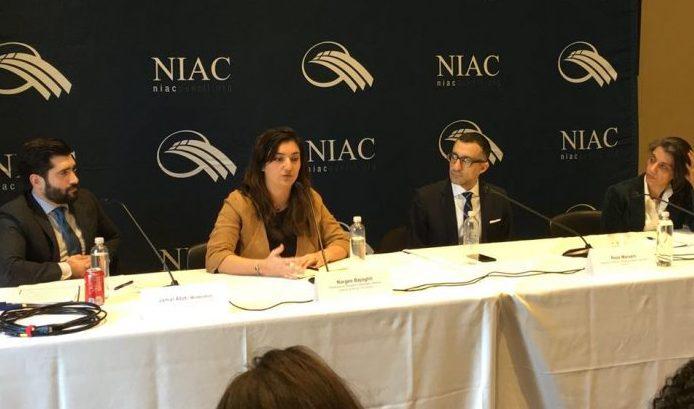 NIAC Tries to Diminish Iran Protests