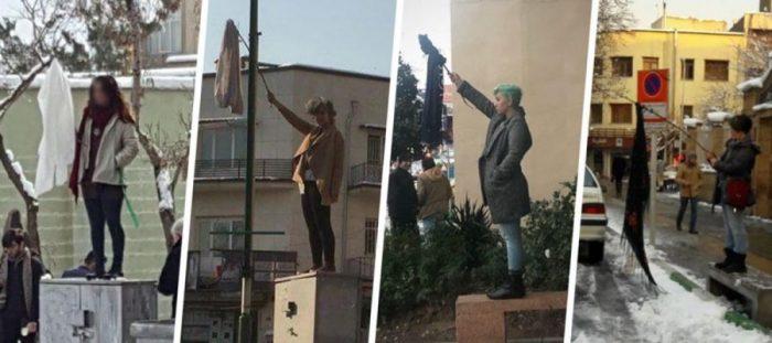 Amnesty International Blasts Treatment of Protesting Women in Iran
