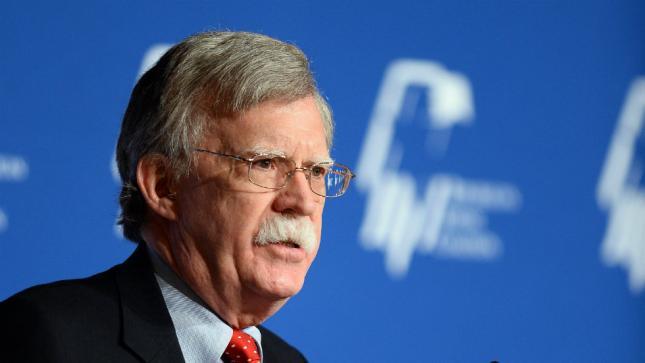 Iran Lobby Becomes Unhinged at Selection of John Bolton
