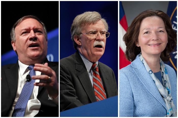 Iran Lobby Attacks on John Bolton Hide Fear of Regime Change