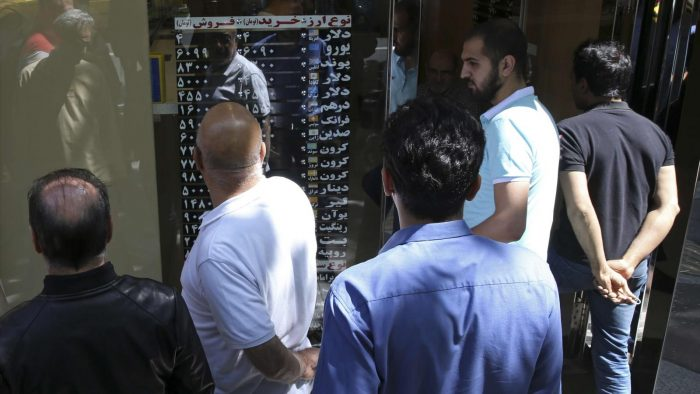 As Currency Plummets the Iran Regime Teeters on Collapse