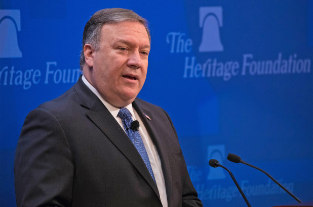 Jamal Abdi Responds to Mike Pompeo with Absurdities