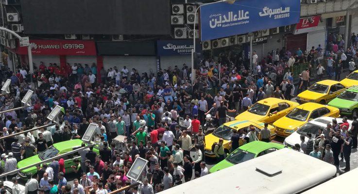 Iran Regime Teeters on the Brink of Change